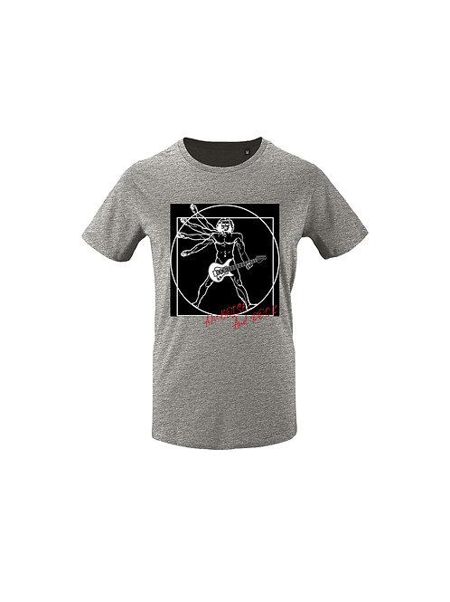 Tee-Shirt Vitruve Rock