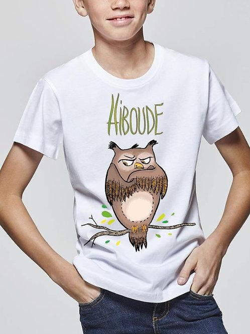 """Tee-Shirt """"Hiboude"""""""
