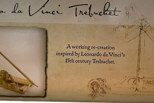 "Maquette Trébuchet "" Léonardo Da Vinci"""