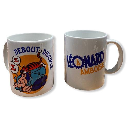 "Mug "" Debout Disciple"""