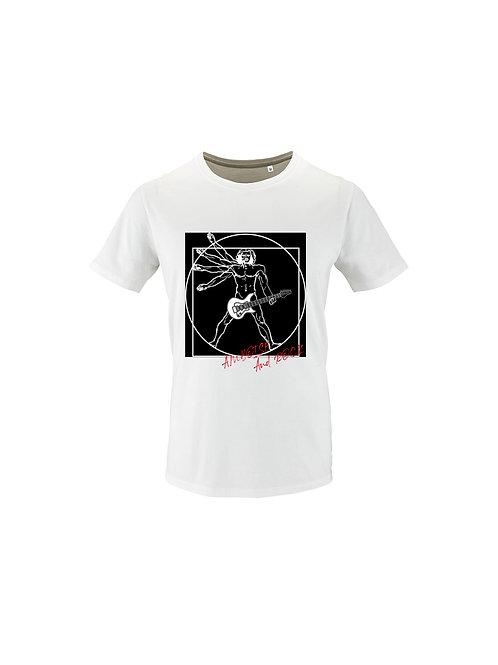 """Tee-Shirt """"Vitruve Rock"""