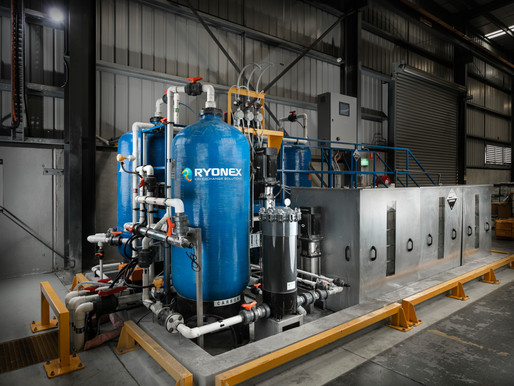 Ryonex Launches New Website