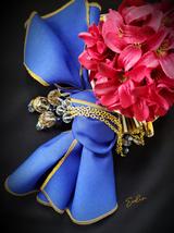 Royal Blue Dinner Napkin