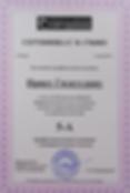 членские сертификаты закрытого клуба
