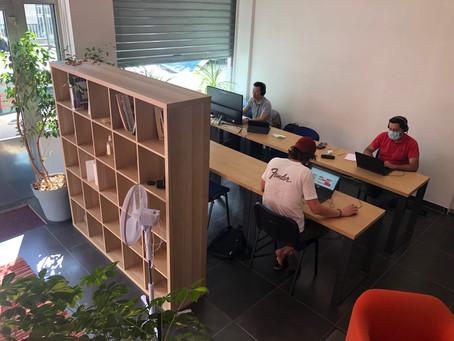 Télétravail à Lyon, et si vous veniez dans notre espace de coworking ?