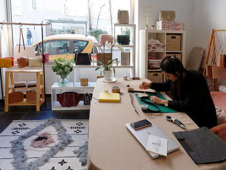 L'atelier-Amand s'installe au CoworkStudio Lyon