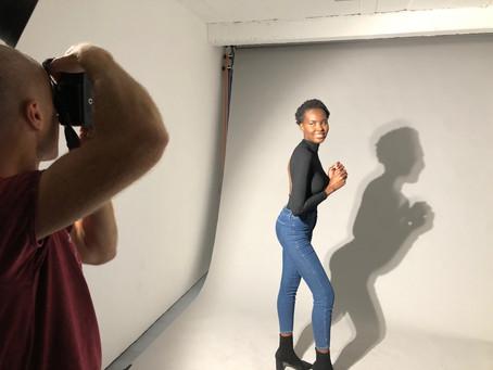 Séance photo studio au Cowork Studio Lyon