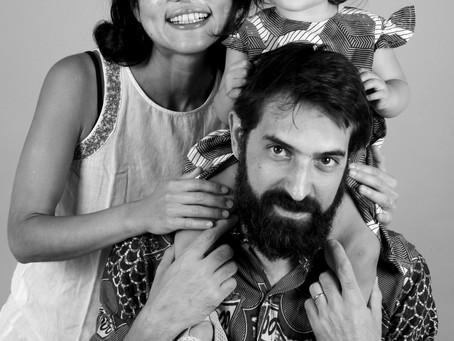 Séance Photo famille au Coworkstudio Lyon