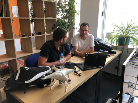 Formation Télépilote de drone à Lyon