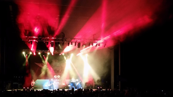 Harley Davidson Concert Series