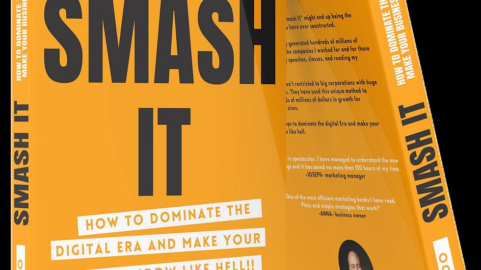 Smash It - Physical Book (English) - PreOrder