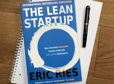 "What everybody should learn from... ""LEAN START UP""​ (ERIC RIES)"