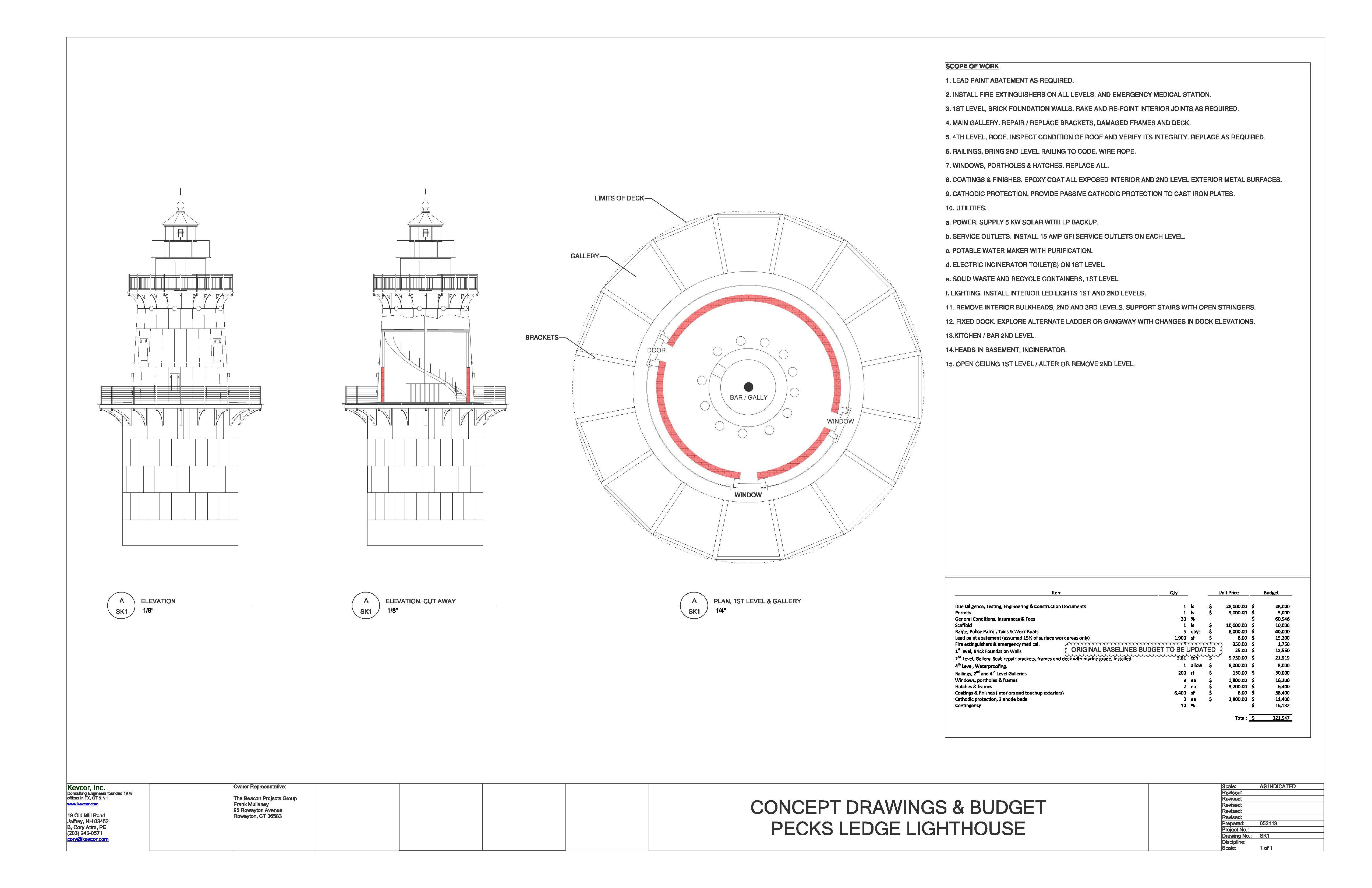 SK1 - Conceptual Plan