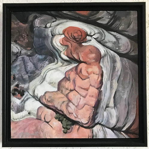 """Backbone"" by Deborah McDermott"