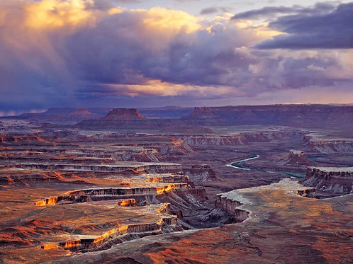 """""""Green River Overlook"""" by Tom Till"""