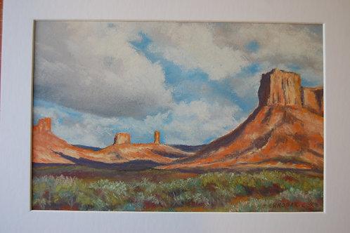"""Rock and Sky"" by Judie Chrobak-Cox"