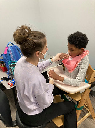 building body control and motor planning skills during feeding therapy