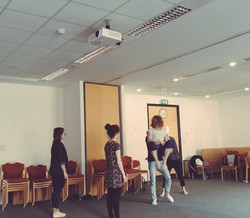 Flux Dance @ Oxford University