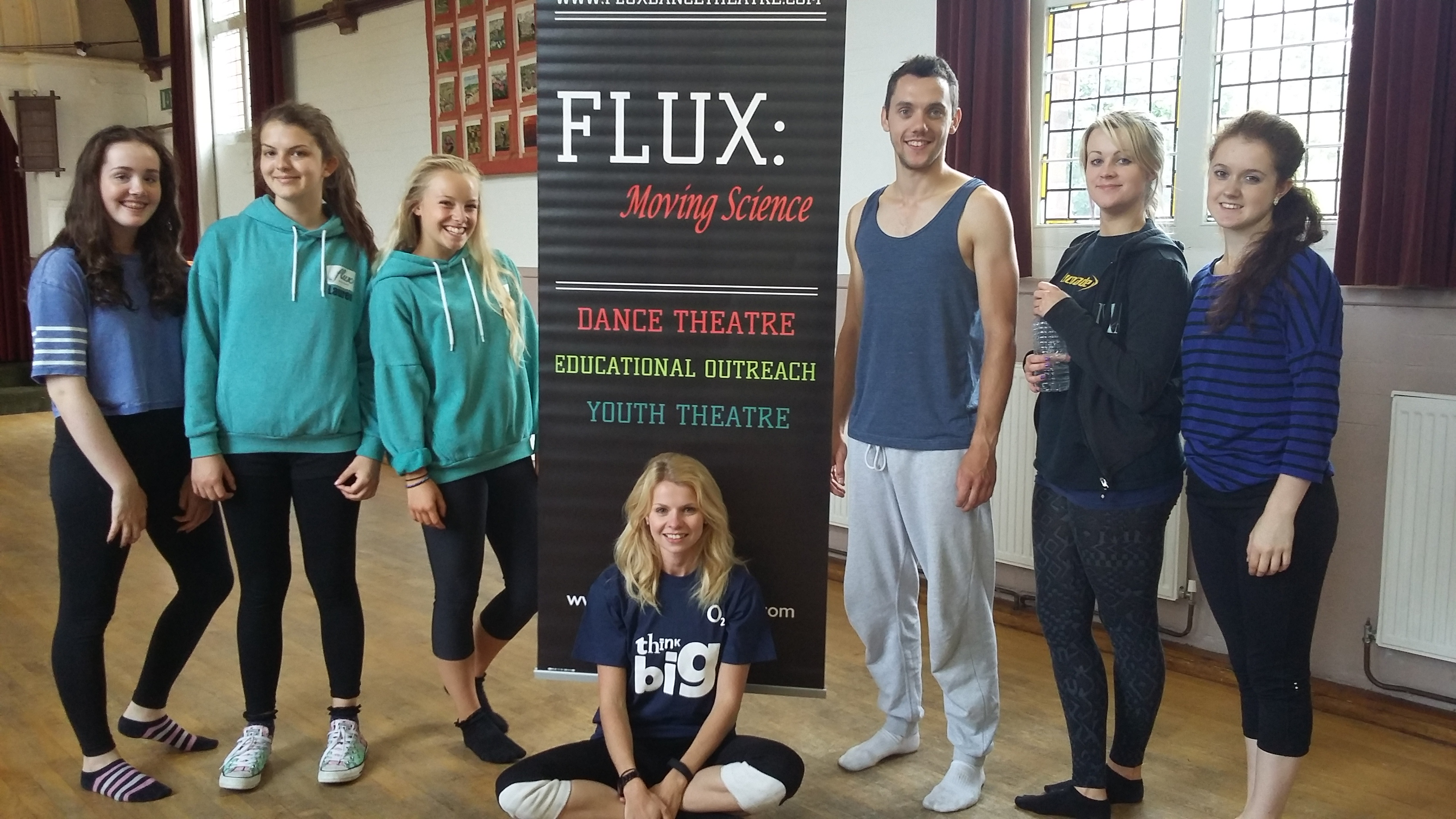 Flux Dance Moving Science STEM