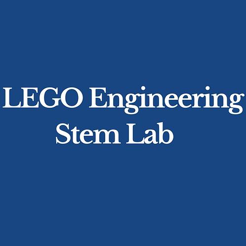 LEGO Engineering Stem Lab