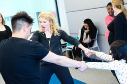 FLUX MOVING SCIENCE STEM STEAM DANCE