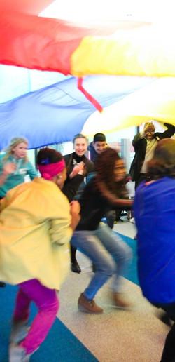 Flux Dance Moving Science STEM