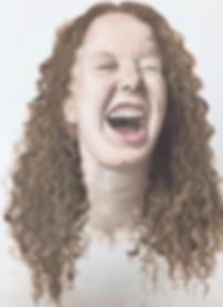 Art Artist Oil Painting Paint Portrait Portraiture Maud Ferhout Photgrapher Photography Painting Laugh Happy Laughing