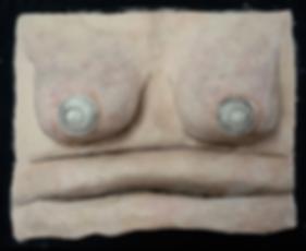 Breastfeeding Powerful Clay Sexualisation Milk Bottle Pregnancy Art Artist Paint Acrylic