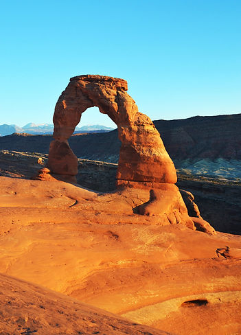Solitary Splendor Delicate Arch 2011 Res