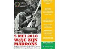 W(i)e zijn Marrons?! Studiedag Rotterdam, Gedeeld Verleden Gezamenlijke Toekomst