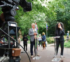 NOS Keti Koti  programma 01-07-2021 met Nancy Jouwe