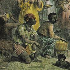 Een culturele Januskop; Afro-Surinaamse etniciteitsvor¬ming tijdens de slavernij. In:  OSO, Tijdschrift voor Surinamistiek (1994), 184-196.