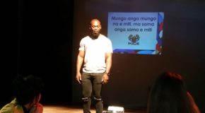 Nederlandse donateurs Moengo Festival bedank