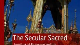 New book 'The Secular Sacred, with chapter by Alex van Stipriaan: 'Dutch tolerance in black and white'