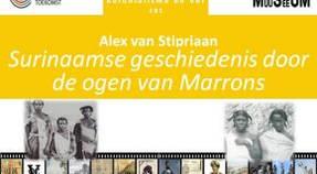 college Surinaamse geschiedenis door de ogen van Marrons (11/11/18)
