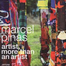 Marcel Pinas more than an artist. (Perrée, van Stipriaan, Cozier (eds.). Jap Sam 2011.