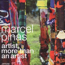Marcel Pinas more than an artist
