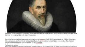 ROTTERDAMSE PRIJS VERNOEMD NAAR SLAVENHANDELAAR