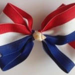 vlag-haarclip-haarstrik-nederland-hollan