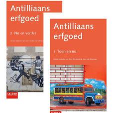 ANTILLIAANS ERFGOED 1 & 2 (Leiden University Press, 2021 [2 x 285 pag.]