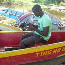 Contact! Marrons en de transport- en communicatie-revolutie in het Surinaamse binnenland. In: OSO, Tijdschrift voor Surinamistiek 30:1 (2011), 28-46.