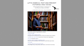 Seminar 'Latin America: past and Present, Histories and Voices. (22/11/18)
