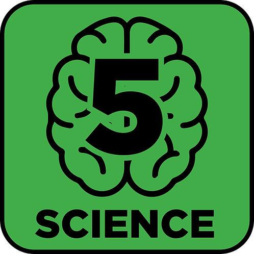 5th Grade - SCIENCE