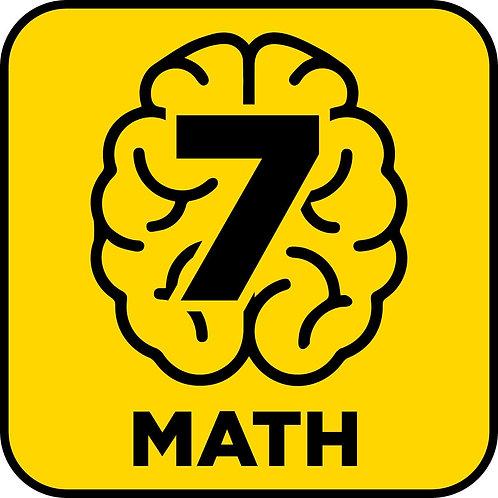 7th Grade - MATH