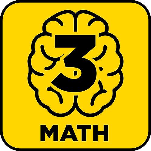3rd Grade - MATH