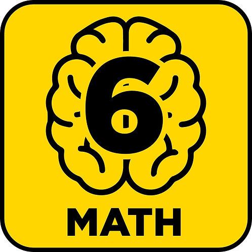 6th Grade - MATH