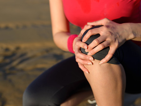 3 Supplements to Help Prevent Joint Pain