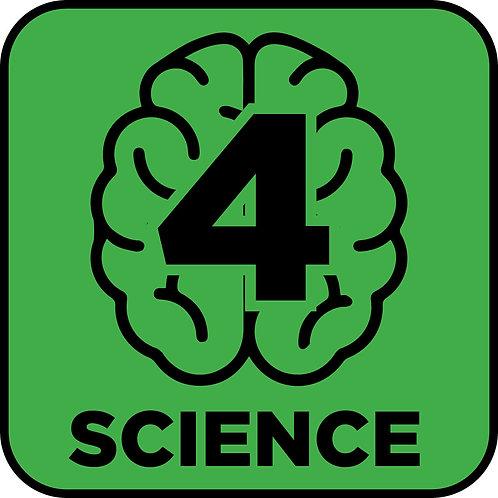 4th Grade - SCIENCE