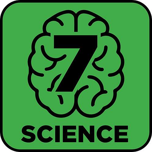 7th Grade - SCIENCE