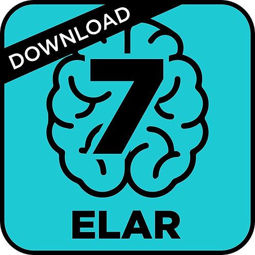 7th Grade ELAR